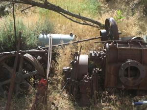 Chollar Mine, Virginia City Nevada